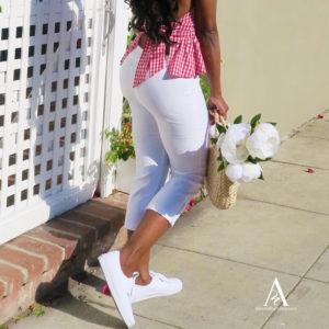 White Van's Sneakers Women